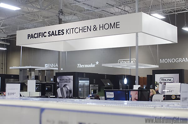 Pacific Sales Kitchen Home Stores