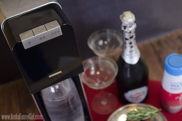 SodaStream Power Spread #WaterMadeExciting AD