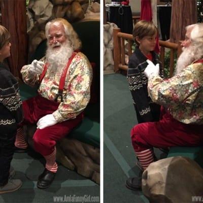 A Christmas Conversation with Max #BgoshBelieve #OshKoshKids
