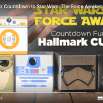 Cubeez Countdown to Star Wars: The Force Awakens