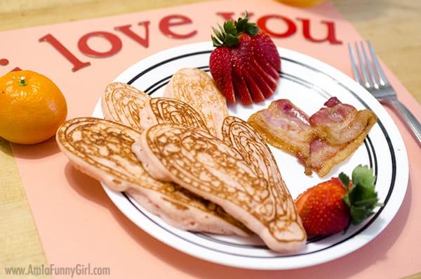 Close up Pancakes