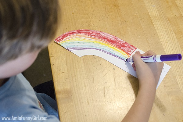 Mac Coloring Rainbow