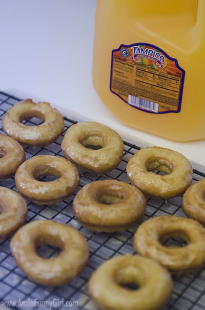doughnuts with tampico
