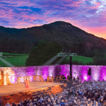 Broadway under the stars in wine country