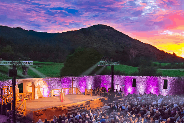 Broadway under the stars venue