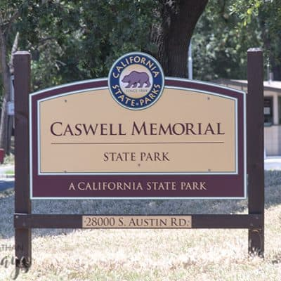 Caswell Memorial State Park Review