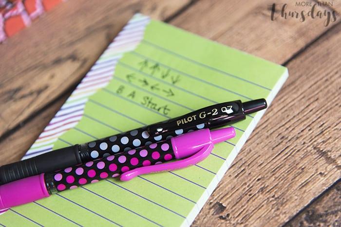 Pilot Pens #PilotYourLife