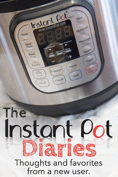 I got a new Instant Pot. Now what?