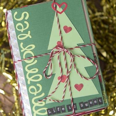 """Life is Sweet"" Memory Book"