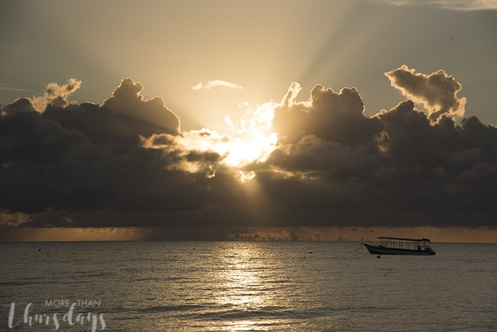 jamaica-sunset-with-clouds