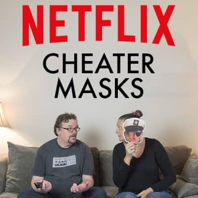 No spoilers! Netflix Cheater Masks