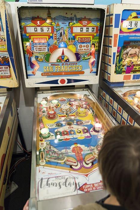 Pinball Museum - San Francisco Pinball