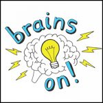 family-friendly podacasts: brains on