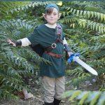 DIY Link from Zelda