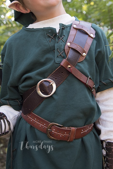 how to make a link costume
