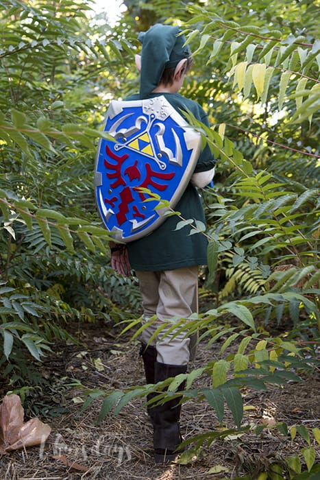 easy to make link costume