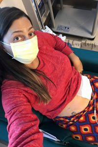 Are you kidney-ing me? (Lizz Update)