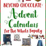 Beyond chocolate: Advent calendars for the family