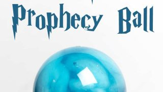 DIY Harry Potter Prophecy Ball