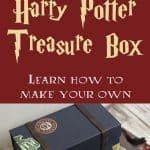 DIY Ultimate Harry Potter Treasure Box