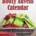 Make your own Boozy Advent calendar