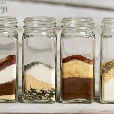 Salt-Free Seasoning Blends