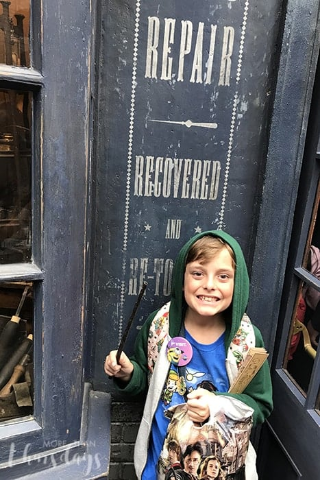 A Harry Potter interactive wand will make any kids smile