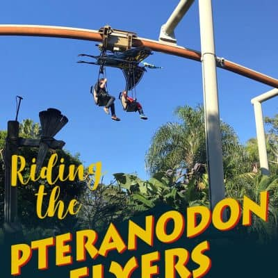 Pteranodon Flyers at Universal Orlando