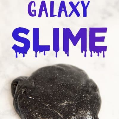 Magnetic Galaxy Slime
