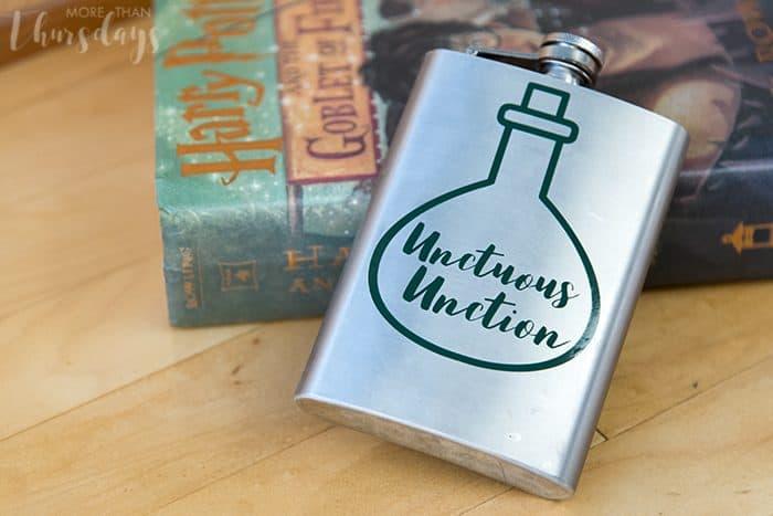 Harry Potter Flask design