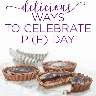 Pie Recipes for Pi Day