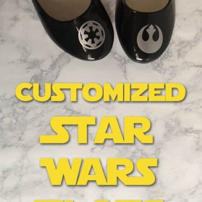 Custom Star Wars Flats