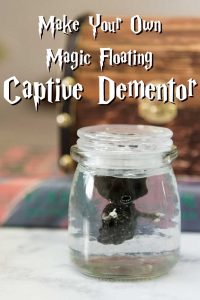 Make your own Captured Dementor