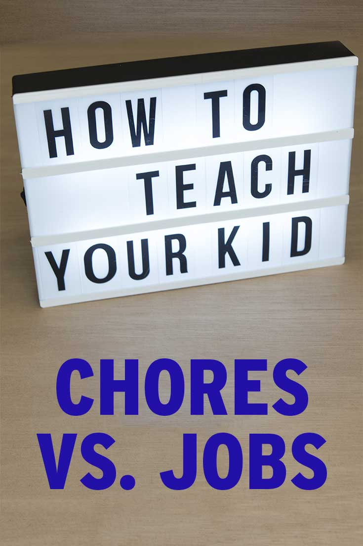 How we've managed allowance, chores and getting paid for the work our son does around the house. #parenting #chores #moneymatters