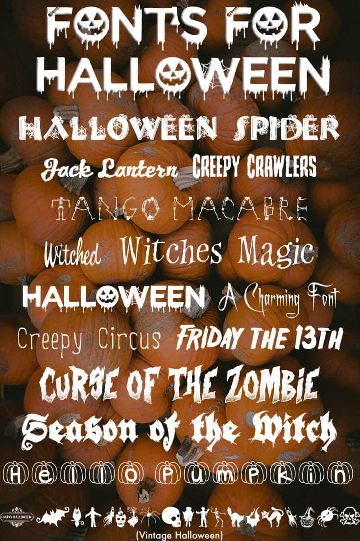 Free Halloween Fonts to Download Today