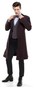 Easy Doctor Who Costumes - 11th Doctor