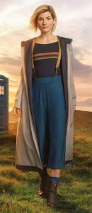 Easy Doctor Who Costumes - 13th Doctor