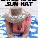 Star Wars Sun Hat Tatooine Desert Oasis