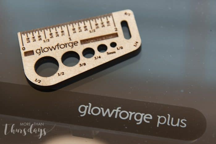 Good Measure - What is Glowforge? laser cutter