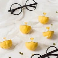 Golden Snitch Cereal Treats