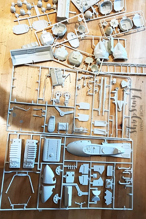 Kitbashing for Newbies: Turn your phone into a datapad - More Than