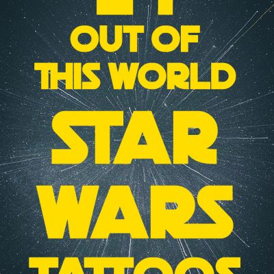 24 Amazing Star Wars Tattoos