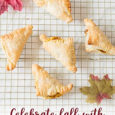 Celebrate fall with Pumpkin Pasties