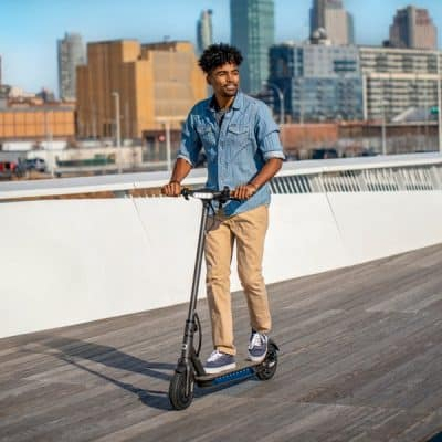 Let's Roll: Jetson Electric Scooter