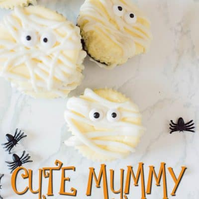 Cute Mummy Cheesecake