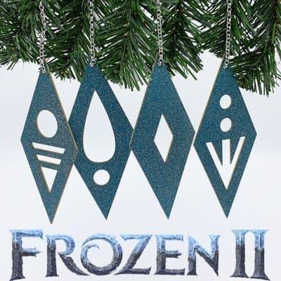 Frozen 2 Nature's Elements Cut File