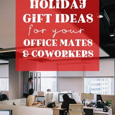 Gift Guide for Office Mates