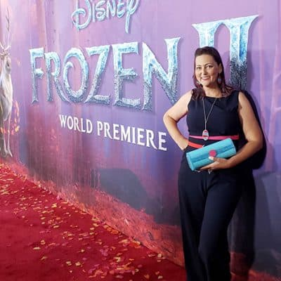My Red Carpet Experience : Frozen 2 World Premiere