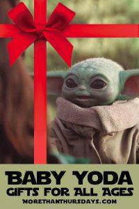 Baby Yoda Gift Guide