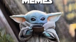 The Best Baby Yoda Sipping Soup Memes